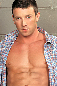 male muscle gay porn star Steve Hogan | hotmusclefucker.com