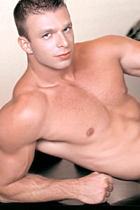 male muscle gay porn star Jonathan Collins | hotmusclefucker.com