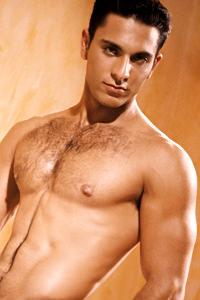 male muscle porn star: Gianfranco, on hotmusclefucker.com