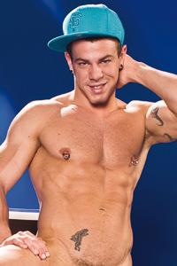 male muscle gay porn star Jesse Santana | hotmusclefucker.com