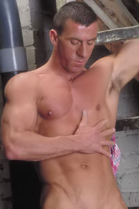 male muscle gay porn star Patrick O'Rourke | hotmusclefucker.com