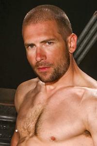 male muscle gay porn star Fred Faurtin | hotmusclefucker.com