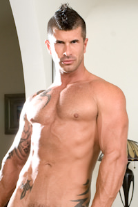 male muscle gay porn star Adam Killian | hotmusclefucker.com