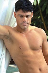 male muscle porn star: Dylan Reece, on hotmusclefucker.com