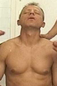 male muscle porn star: Ivan Habko, on hotmusclefucker.com