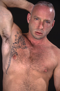 male muscle gay porn star Frank Parker | hotmusclefucker.com