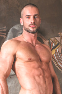 male muscle gay porn star Dirk Jager | hotmusclefucker.com
