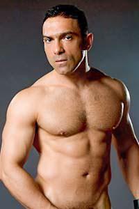 male muscle porn star: Morr Foxx, on hotmusclefucker.com