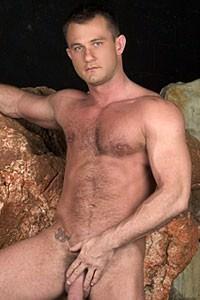 male muscle gay porn star Troy Casteel | hotmusclefucker.com