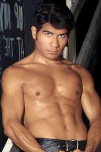 male muscle gay porn star Dexter Crews | hotmusclefucker.com