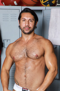 male muscle porn star: Seth Santoro, on hotmusclefucker.com