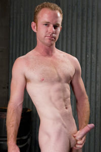 male muscle porn star: Alex Summers, on hotmusclefucker.com