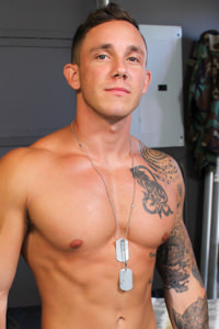 male muscle gay porn star Cole Weston | hotmusclefucker.com