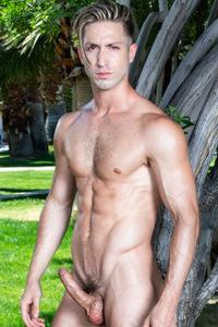 male muscle gay porn star Ian Frost | hotmusclefucker.com