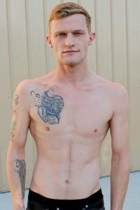 male muscle porn star: Jesse Nice, on hotmusclefucker.com