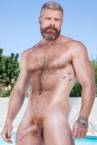 male muscle gay porn star Cain Marko | hotmusclefucker.com