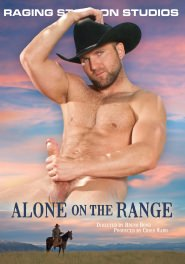 Alone On The Range DVD Cover