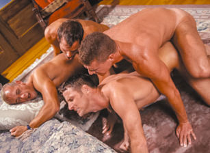 gay muscle porn clip: Terms Of Endowment - Michael Brandon & Nate Summers & Sky Donovan & Tom Shannon, on hotmusclefucker.com