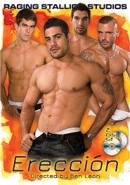 Ereccion DVD Cover
