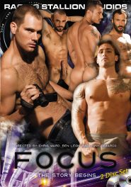 Focus - The Story Begins DVD Cover