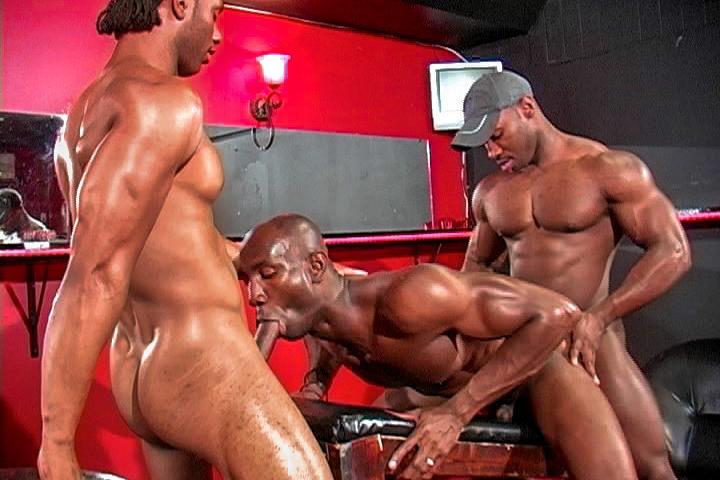 BarBack Cazzo – Marc Williams, Tone, Astengo (NextDoorEbony.com)