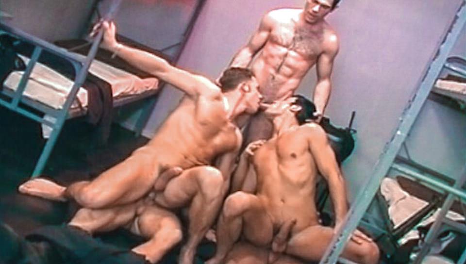 Under Arrest, Scene #05-George Vidanov, Emil Moldovan, Adam Gosett