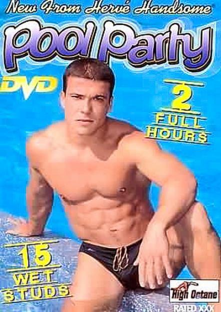 Pool gay porno