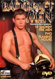 Backdraft Men DVD Cover