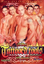 Tattooed Tools DVD Cover