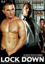 Lock Down DVD Cover