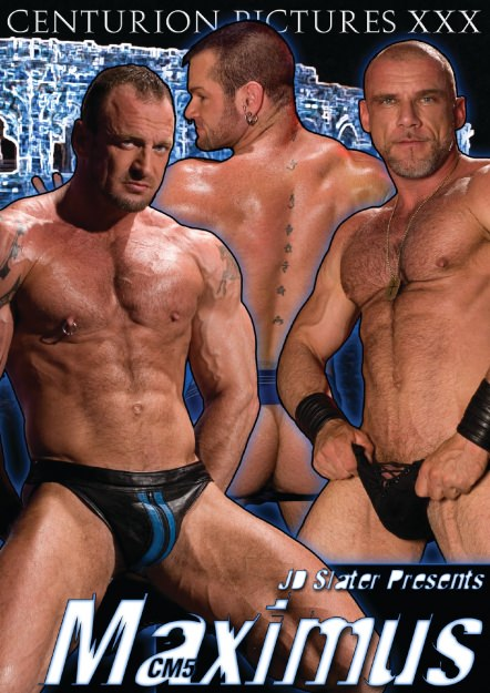 Centurion Muscle 5 Maximus Dvd Cover