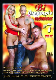 Bi Creampie Adventures #07 Dvd Cover