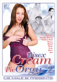 Bisex Creampie Orgy #02 Dvd Cover