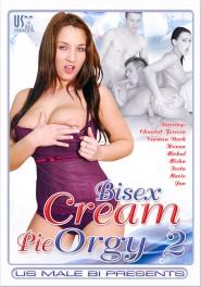 Bisex Creampie Orgy #02 Dvd Cover