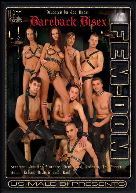 Bareback Bisex Fem-Dom, muscle porn movies / DVD on hotmusclefucker.com