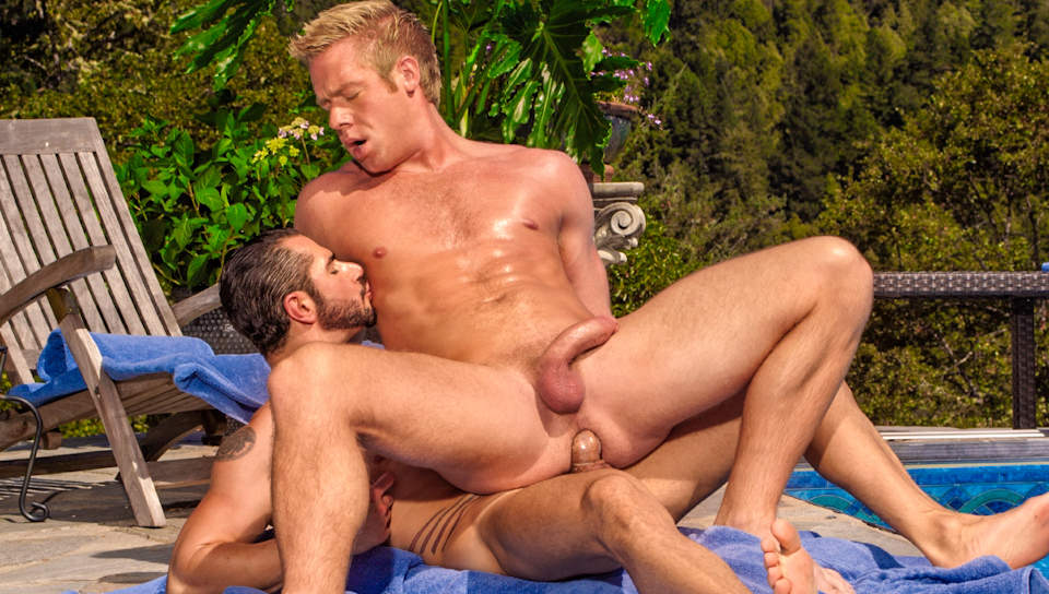 Dripping Wet # 04, Scene # 02 – Dean Monroe, Christopher Daniels (falconstudios)