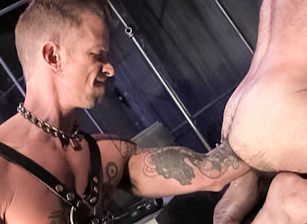 Chris Neal & Cristiano in Fistpack 8 - Elbow Room | hotmusclefucker.com