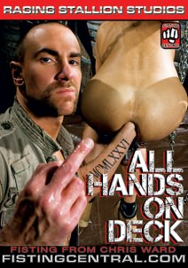 gay muscle porn movie Fistpack 21 - All Hands On Deck | hotmusclefucker.com