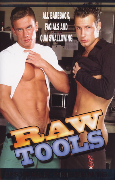 Raw Tools, muscle porn movie / DVD on hotmusclefucker.com