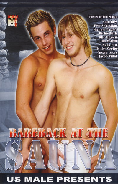 Bareback At The Sauna, muscle porn movies / DVD on hotmusclefucker.com