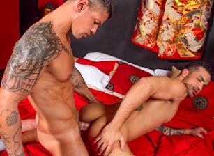 gay muscle porn clip: Addicted - Francesco D'Macho & Goran & Massimo Blade, on hotmusclefucker.com