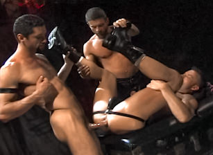 gay muscle porn clip: At Arms Length - Blake Harper & Boyd Thomas & Jackson Price, on hotmusclefucker.com