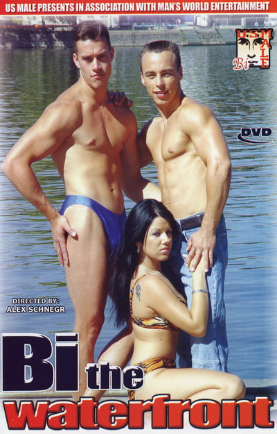 Bi The Waterfront, muscle porn movie / DVD on hotmusclefucker.com