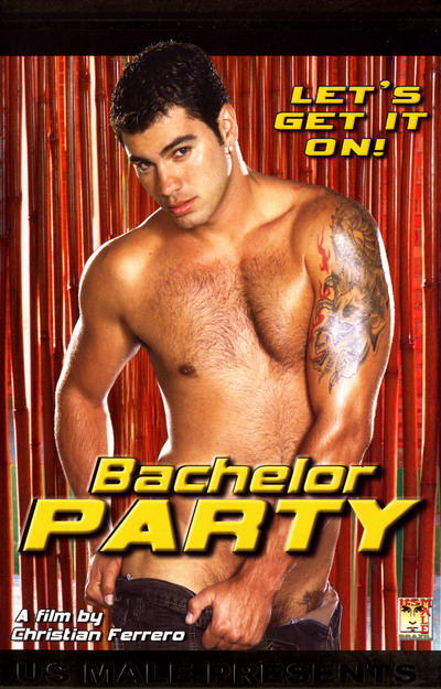 bachelor party, muscle porn movies / DVD on hotmusclefucker.com