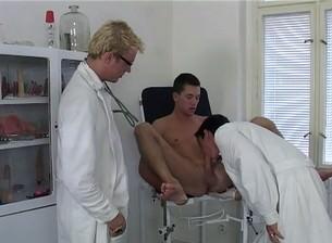 Bareback At The Clinic, Scene #03