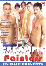 Creampie Painters Dvd Cover