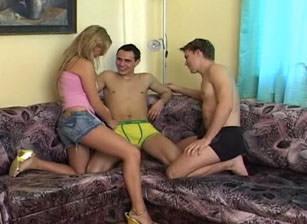 Bareback Bi Sex Lovers #09, Scene #02