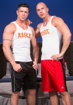 Angelo and Trenton Ducati