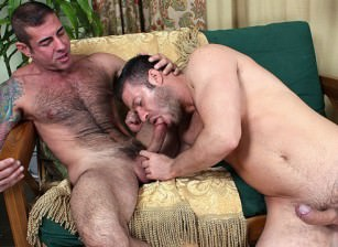 gay muscle porn clip: 0 - Nick Moretti & Tristan Jaxx, on hotmusclefucker.com