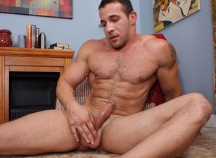 gay muscle porn clip: Max Exposure - Max Sinclair, on hotmusclefucker.com